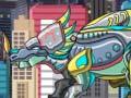 Spiel Combine! Dino Robot Styracosaurus