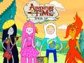 Spiel Adventure Time Dress Up
