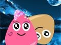 Spiel Pou and princess night adventure