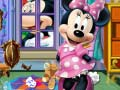 Permainan Minnie Mouse House Makeover