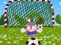 Žaidimas Smeshariki - Vratarite