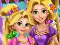 Spiel Rapunzel Mommy Real Makeover