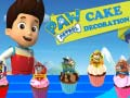 Paw Patrol Cake Decoration  ﺔﺒﻌﻟ