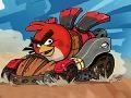 Žaidimas Angry Birds Hidden Wheels