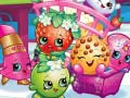 Lojë Shopkins Find Seven Difference