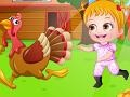 Game Baby Hazel Thanksgiving Dress up