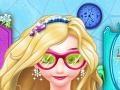 Spiel Elsa Dye Hair Design