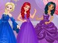 খেলা Disney Princesses Royal Ball