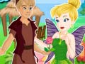 Játék Tinkerbell Dating Spa Makeover