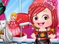 Spēle Baby Hazel Hairstylist DressUp