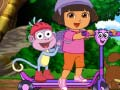 Ойын Dora the Explorer Find Those Puppies!