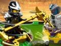 Cluiche Ninjago Energy Spear 2