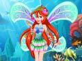 Spiel Ariel Princess Winx Style