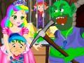 খেলা Princess Juliet Gold Mine Escape