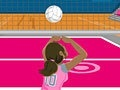 ເກມ Volleyball