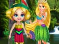Juego Forest Princess Spa Bath