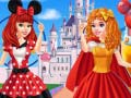 Hry Snow White and Red Riding Hood Disneyland Shopping