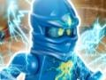 ゲームNinjago Energy Spinner Battle