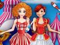 spiel elsa und anna going to circus online kostenlos spielen