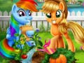 My Little Pony Veggie Garden  ﯼﺯﺎﺑ