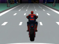 Spiderman Road 2  ﺔﺒﻌﻟ