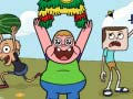 Игра Clarence's Amazing Day Out