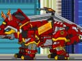 Spiel Combine Dino Robot Triceratops