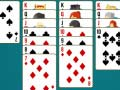 Permainan Klondike Solitaire Poki