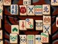 Spēle Kung Fu Panda Mahjong