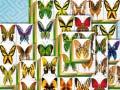 Butterfly Mahjong  ליּפש