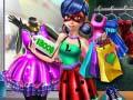 Játék Ladybug Realife Shopping