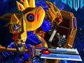 Robot Lion Hero  ﺔﺒﻌﻟ
