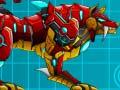 Παιχνίδι Battle Robot Wolf Age