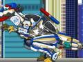 Spiel Dino Robot T-rex Cops