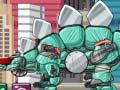 Spiel Combine! Dino Robot Blade Stego