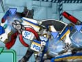 Igra Repair! Dino Robot T-Rex cops