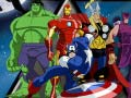 Igra Avengers Bunker Busters 2