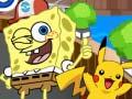 Spiel Sponge Bob Pokemon Go