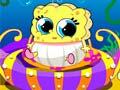 Spongebob Baby Caring קחשמ
