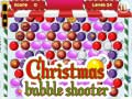 Игра Bubble Shooter Christmas