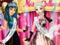 Gioco Princesses At Miss College Pageant