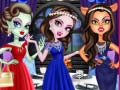 Game Monster High New Year Party