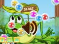 Igra Frog Super Bubbles