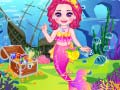 Spiel Baby Mermaid Princess