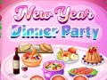 Παιχνίδι New Year Dinner Party