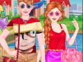 Game Teen Couple Style