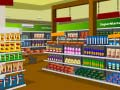 Game Grocery Supermarket Escape