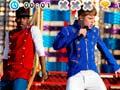 ເກມ Justin Bieber: Spot Letters