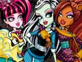 Mäng Monster High Girls: Spot Objects