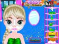 Spiel Baby Elsa Thanksgiving Makeover